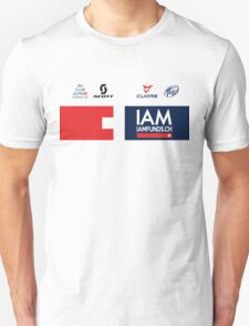 IAM Cycling Kit 2016 T-Shirt