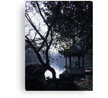 Westlake, Hangzhou, China Canvas Print