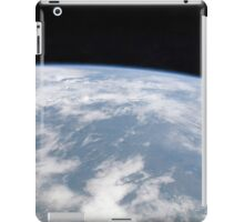 View of planet Earth from space. iPad Case/Skin