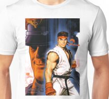 Ryu and Bison Unisex T-Shirt