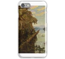 PHILIP R. GOODWIN (-) The Lost Quarry iPhone Case/Skin