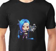Chibi Jinx Unisex T-Shirt