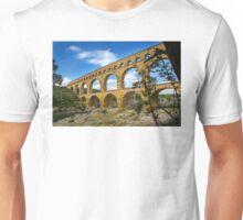 Pont du Gard Unisex T-Shirt