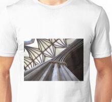Nave Column and Vaults Unisex T-Shirt