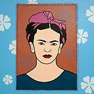 Pop Frida by Simone Maynard