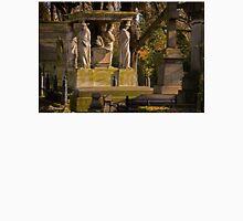 Kensal Green Cemetery in colour. Unisex T-Shirt
