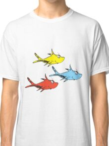 Counting FIsh Classic T-Shirt