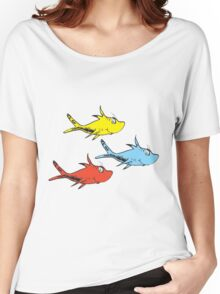 Counting FIsh Women's Relaxed Fit T-Shirt