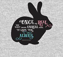 Velveteen Rabbit quote  Unisex T-Shirt