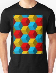 Hex pattern 2 T-Shirt