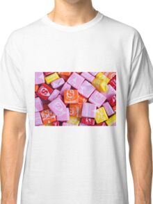 Starburst Candy Lover's Dream Classic T-Shirt