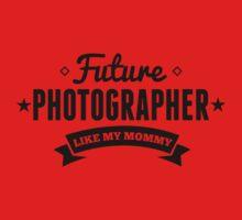 Future Photographer Like My Mommy One Piece - Long Sleeve