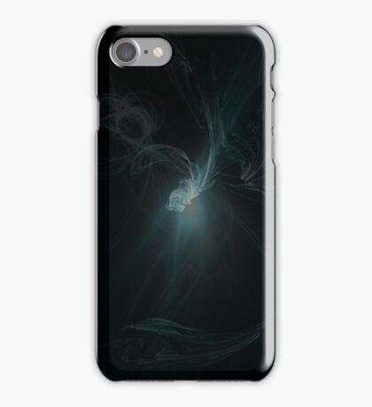 Light from the Abyss iPhone Case/Skin