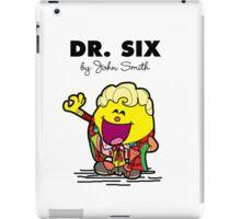 Dr Six iPad Case/Skin