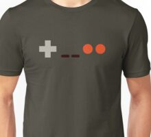 NES - Nintendo Controller Minimalist Series Unisex T-Shirt