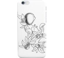 I've got my eyes on you iPhone Case/Skin