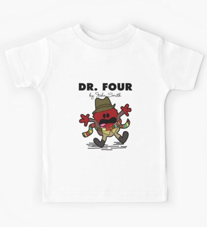 Dr Four Kids Tee