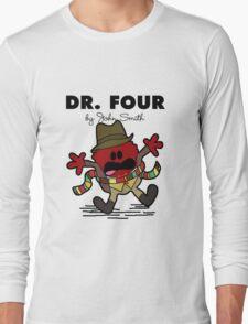 Dr Four Long Sleeve T-Shirt