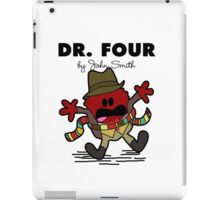 Dr Four iPad Case/Skin