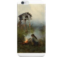 SYDNEY LAURENCE () Winter Cache,  iPhone Case/Skin