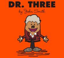Dr Three Kids Tee