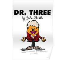 Dr Three Poster