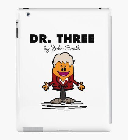 Dr Three iPad Case/Skin