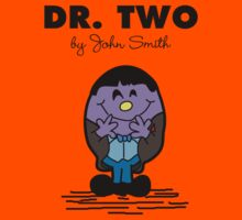 Dr Two  Kids Tee