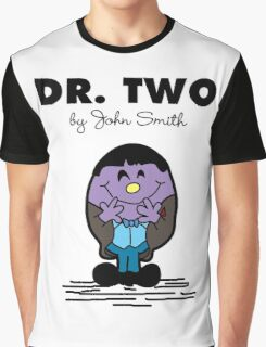 Dr Two  Graphic T-Shirt