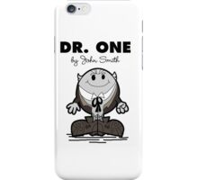 Dr One iPhone Case/Skin