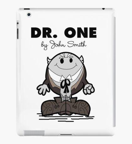 Dr One iPad Case/Skin