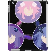 EXE Evolution - Purple iPad Case/Skin