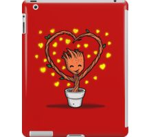 A message of Love iPad Case/Skin