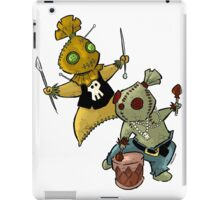Voodoo Dolls iPad Case/Skin