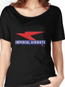 Imperial Airways Women's Relaxed Fit T-Shirt