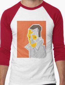 outsider Men's Baseball ¾ T-Shirt