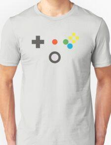 N64 - Nintendo Controller Minimalist Series Unisex T-Shirt