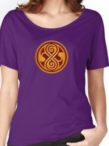 Seal of Rassilon Women's Relaxed Fit T-Shirt