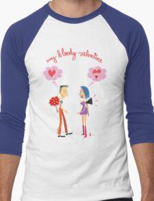 My Bloody Valentine Men's Baseball ¾ T-Shirt