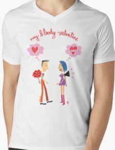 My Bloody Valentine Mens V-Neck T-Shirt