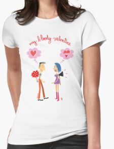 My Bloody Valentine Womens Fitted T-Shirt