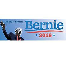 Vote Bernie Photographic Print