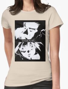 Gon and Killua Womens Fitted T-Shirt