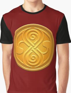 Sign of the Time Lords Graphic T-Shirt