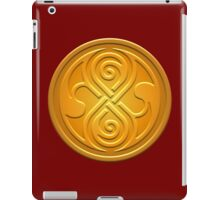 Sign of the Time Lords iPad Case/Skin