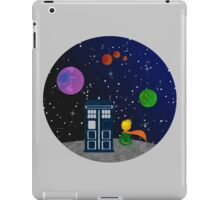 The Child and The Box. iPad Case/Skin