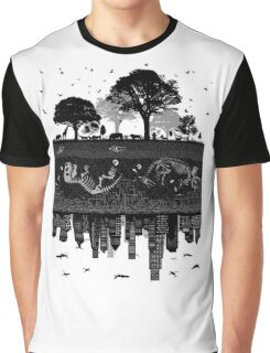 Timelines Of The Earth Graphic T-Shirt