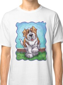 Animal Parade St. Bernard Classic T-Shirt