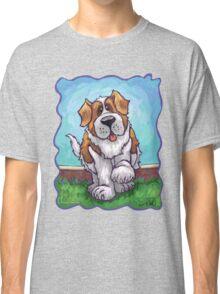 Animal Parade St. Bernard Classic T-Shirt