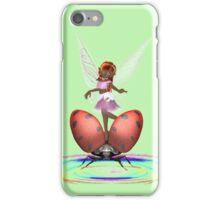 Gentle Faerie  iPhone Case/Skin